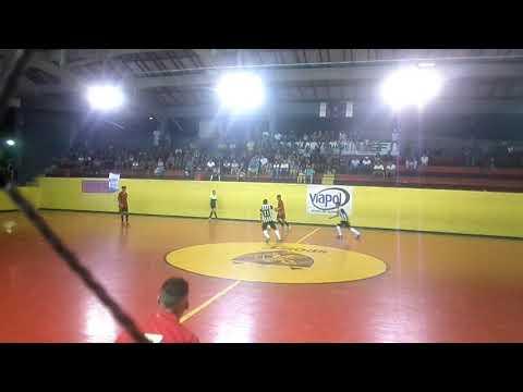 Campeonato Pernambucano Sub-15 de Futsal - FINAL - Sport x Santos Recife - 1/2