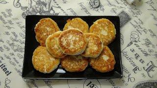 Очень вкусные сырники/Как приготовить сырники?!