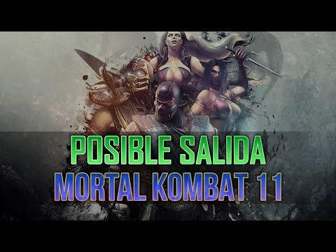 MK | ¿Cuándo podría llegar a salir Mortal Kombat 11?
