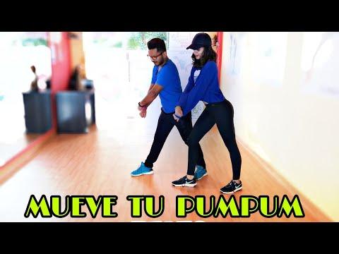 MUEVE TU PUMPUM | ZUMBA FITNESS CHOREO | ZIN 76
