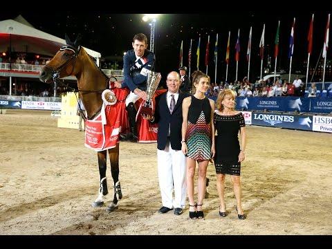 Longines Global Champions Tour Grand Prix of Monaco: Sport Report