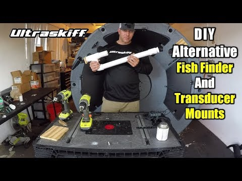 Fish Finder Gps And Transducer Mounting Alternatives 2017