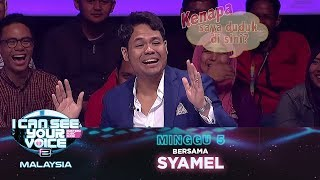 [FULL] I Can See Your Voice Malaysia (Musim 2) Minggu 5 Bersama Syamel | #ICSYVMY
