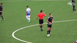 HIGHLIGHTS FROSINONE-CANADIAN SELECTS 2-0