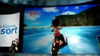 E3: Video: Nintendo Wii Sports Resort Water Cruising
