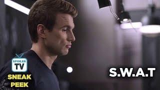 """S.W.A.T. 2x06 Sneak Peek 1 """"Never Again"""""""