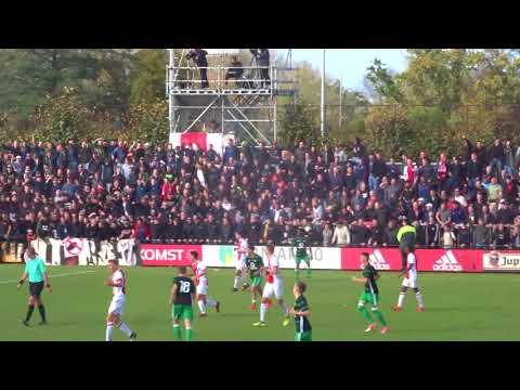 Ajax O19 - Kakkies O19 (4-0) Voor Ajax Amsterdam!
