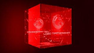 Intro #44 Editavel Logo Tipo Deisgner Tutorial no Final do vídeo