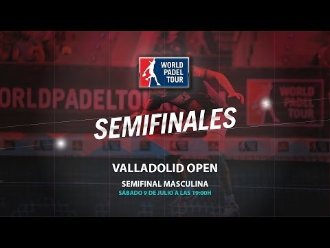DIRECTO - Semifinal Masculina Valladolid Open 2016   World Padel Tour