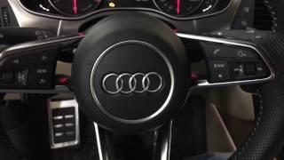 Руль от Audi TT 8S в Audi A6 C7