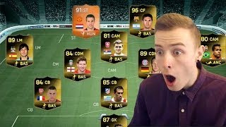 FIFA 14 - HUGE PACK OPENING FOR MOTM VAN PERSIE w/ AN INFORM PLAYER!!!
