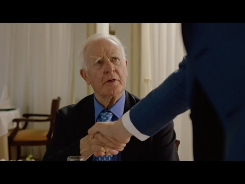 Pine buys lunch (John le Carré cameos) - The Night Manager: Episode 4 Preview - BBC One