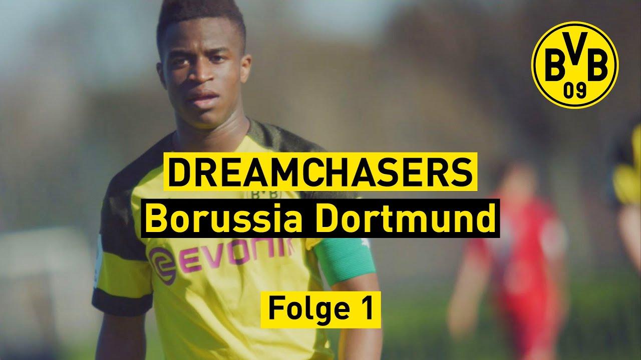 Moukoko & Co. auf dem Weg zu den Profis | Dreamchasers Borussia Dortmund | Folge 1