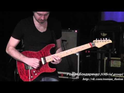 Роман Бондаренко   Improvisation, saundcheck