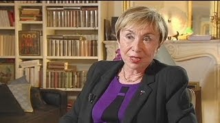 euronews interview - Julia Kristeva - Pope needs self-confidence and faith to fulfill mission