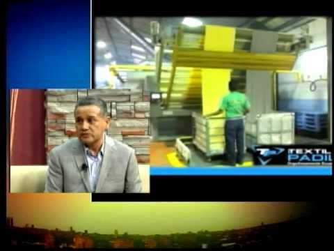 "Entrevista: Vladimir Padilla - Gerente General ""Textil Padilla"""