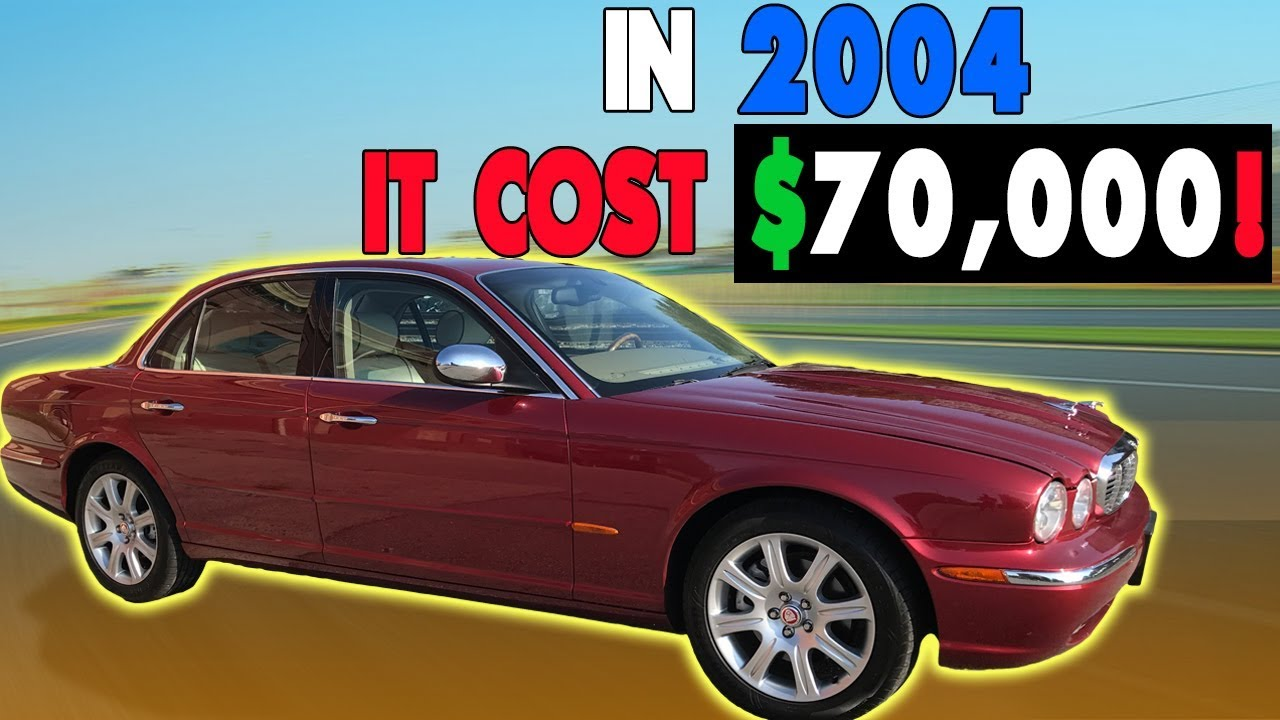 How We Bought A $70,000 Jaguar For $2,400 (With One Slight Catch)