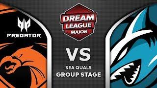 TNC vs Adroit Leipzig Major DreamLeague S13 2019 SEA Highlights Dota 2