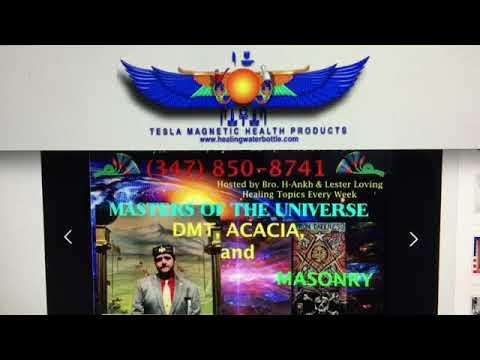 DMT, ACACIA, & FREEMASONRY by P.D. NEWMAN