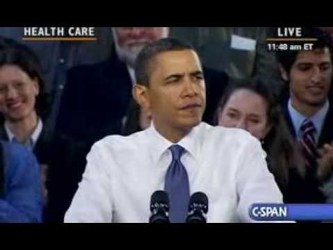 President Obama on  Health Care (3) in Pennsylvania