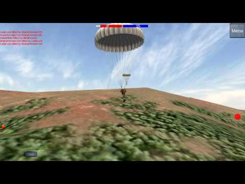 Flying inti-air defense Wings of duty Hudson gamplay