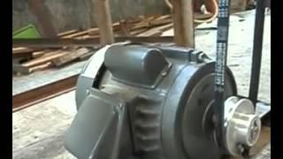 Merakit mesin circular saw