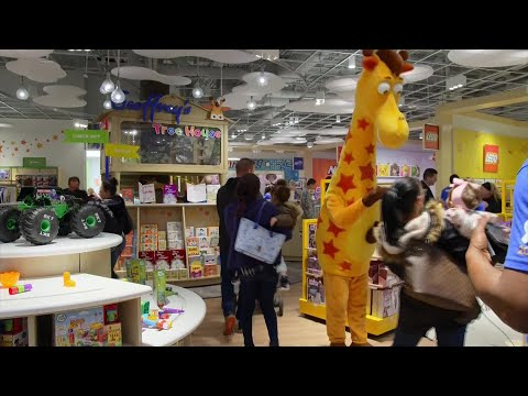 Toys R Us Returns For Holiday Season, Second Store Opening In Texas