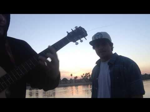 Riley P and Max Ward jamming in Long Beach