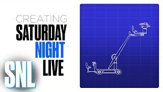 Creating Saturday Night Live: Crane Camera - SNL