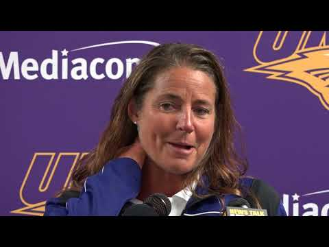 UNI Volleyball Media Day - Aug. 16, 2017 - roster and positions