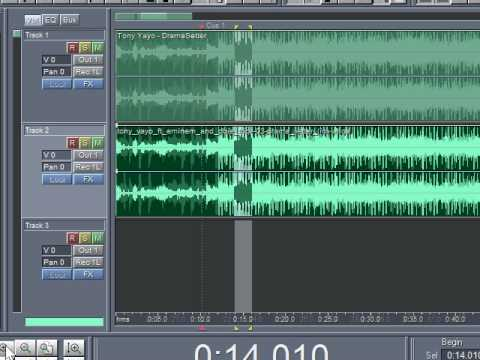 How to Extract vocals from a song using Adobe Audition « Recording