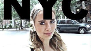 Нью-Йорк ♥ я в гостях проект подиум, сохо, мои шрамы.