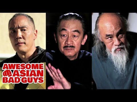 Awesome Asian Bad Guys - Teaser Trailer