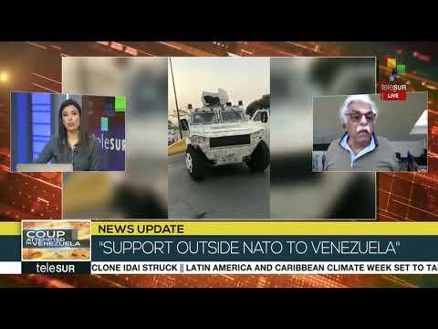 Tariq Ali on April 30 Coup Attempt in Venezuela