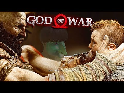 God Of War (2018): The Troubles Of A Father (Part 4)
