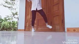 Muvik _Shuffle dance by_Hoàng Yến(Luyện tập)