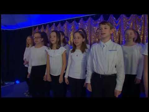 Feliz Navidad - MALCOLM MUNROE MIDDLE SCHOOL CHOIR