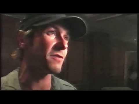 Grant Nicholas (Feeder) Interview at Kerrang! Awards 2003