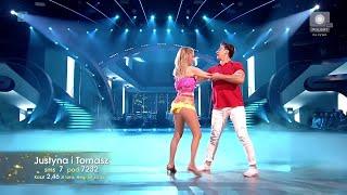 Dancing With the Stars. Taniec z Gwiazdami 9 - Odcinek 3 - Justyna i Tomek