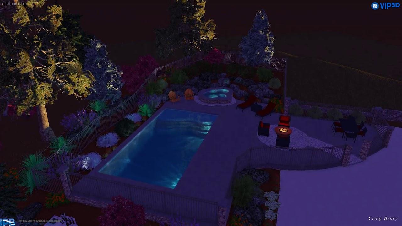 Castle Pines 3D design