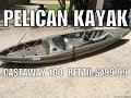 Pelican Castaway 100 Kayak