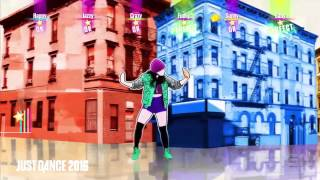 "Just Dance 2016 ""Uptown Funk"" By Mark Ronson Ft Bruno Mars - Official E3 2015 Trailer"