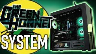 The Green Hornet Killer 4K Gaming System Build