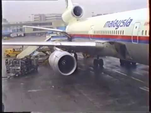 Malaysia Airlines DC-10, 1991