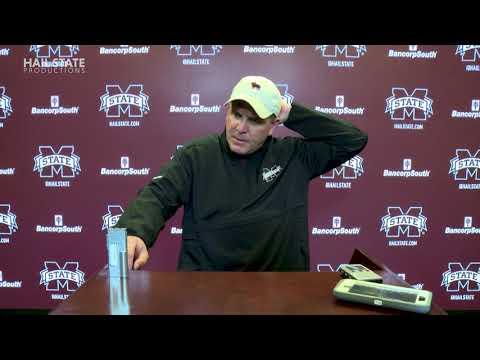 Shoop Post Practice Press Conference - 10/17/18