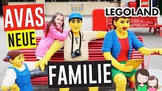 Hat Ava eine neue Familie gefunden? 👪 LEGOLAND Action mit Spielzeugtester - Alles Ava