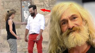 After this homeless man was transformed, no one in the city could recognize him