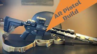 AR Pistol | SBA3 Pistol Brace
