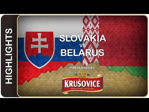Slovakia - Belarus - Highlights - #IIHFWorlds 2016 - 동영상