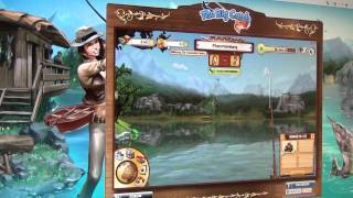 Let`s Play The Big Catch - Kostenloses Online Angel Spiel / Free Fishing Game